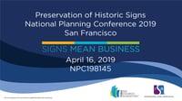 Final APA San Fransico 2019 Pr Historic Signs cover