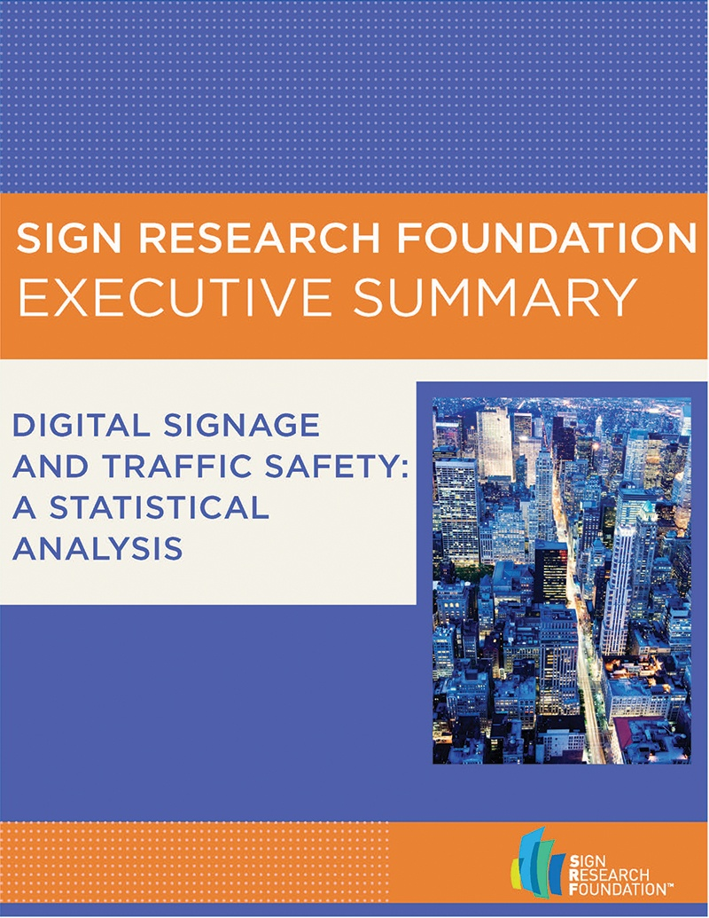 Executive Summary: Digital Signage and Traffic Safety