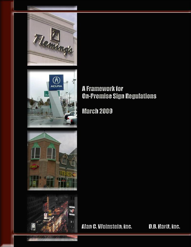 Model Sign Code: A Framework for On-Premise Sign Regulations
