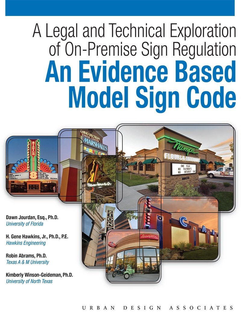 An Evidence Based Model Sign Code